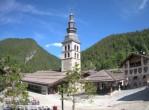 Archived image Webcam View of Clusaz village 04:00