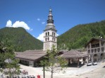 Archived image Webcam View of Clusaz village 06:00