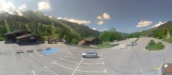 Archived image Webcam Balme mountain range 06:00