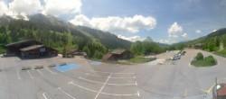 Archived image Webcam Balme mountain range 08:00