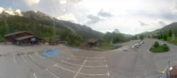 Archived image Webcam Balme mountain range 10:00