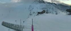 Archiv Foto Webcam Col de La Traversette 02:00