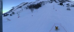 Archiv Foto Webcam Les Deux Alpes Talstation Lutin 04:00