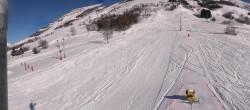 Archiv Foto Webcam Les Deux Alpes Talstation Lutin 08:00