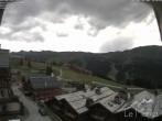 Archived image Webcam Rond Point - Méribel 08:00