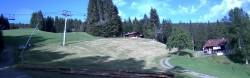 Archived image Webcam Chairlift in Morillon Ski Resort 02:00