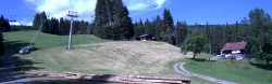 Archived image Webcam Chairlift in Morillon Ski Resort 04:00
