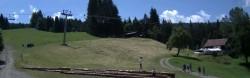 Archived image Webcam Chairlift in Morillon Ski Resort 08:00
