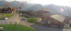 Archived image Webcam St. Gervais, Le Bettex area 02:00