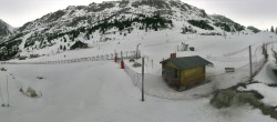 Archiv Foto Webcam Vaujany Talstation 02:00