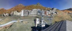 Archiv Foto Webcam Isola 2000: Talstation Skigebiet 10:00