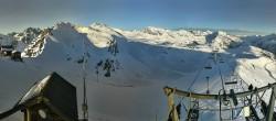 Archiv Foto Webcam Orcieres 1850 - Bergstation Sessellift Drouvet 12:00