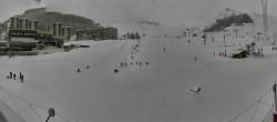 Archived image Webcam Orcieres 1850 - Village 04:00