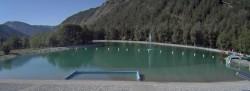 Archived image Webcam Val d'Allos - the village 04:00