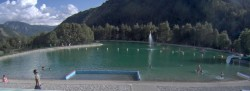 Archived image Webcam Val d'Allos - the village 12:00