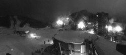 Archived image Webcam Valley station panorama 18:00