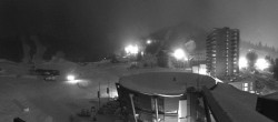Archived image Webcam Valley station panorama 20:00
