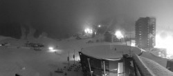 Archived image Webcam Valley station panorama 22:00