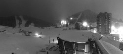 Archived image Webcam Valley station panorama 00:00
