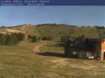 Archiv Foto Webcam Font Romeu Der Skihang 02:00