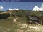 Archiv Foto Webcam Font Romeu Der Skihang 08:00
