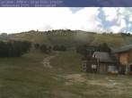 Archiv Foto Webcam Font Romeu Der Skihang 12:00