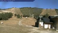 Archiv Foto Webcam Font Romeu Der Skihang 09:00