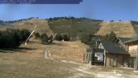 Archiv Foto Webcam Font Romeu Der Skihang 15:00
