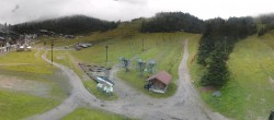 Archived image Webcam View at the top station in La Bresse Hohneck 02:00