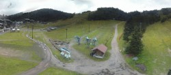 Archived image Webcam View at the top station in La Bresse Hohneck 04:00