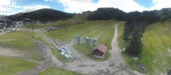 Archived image Webcam View at the top station in La Bresse Hohneck 08:00