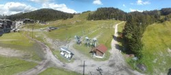 Archived image Webcam View at the top station in La Bresse Hohneck 12:00