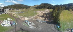 Archived image Webcam View at the top station in La Bresse Hohneck 10:00