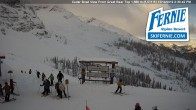 Archived image Webcam Cedar Bowl 08:00
