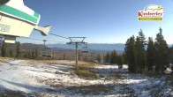 Archived image Webcam View from Top of North Star Express Quad. 03:00