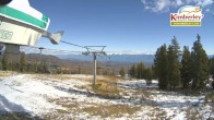 Archived image Webcam View from Top of North Star Express Quad. 05:00