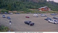 Archived image Webcam Hawk chair lift 18:00