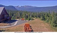 Archived image Webcam Hawk chair lift 08:00