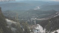 Archived image Webcam Red Mountain Resort Slope and Lift 23:00
