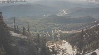 Archived image Webcam Red Mountain Resort Slope and Lift 01:00