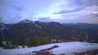 Archiv Foto Webcam Blick vom Red Mountain 23:00