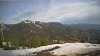 Archiv Foto Webcam Blick vom Red Mountain 01:00