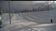 Archived image Webcam Silver Star Mountain Resort: Tube Town Cam 08:00