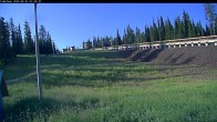 Archived image Webcam Silver Star Mountain Resort: Tube Town Cam 01:00