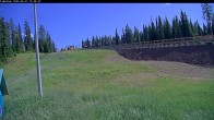 Archived image Webcam Silver Star Mountain Resort: Tube Town Cam 09:00