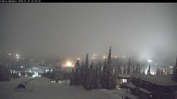 Archived image Webcam Silver Queen Slope and chair lift 22:00