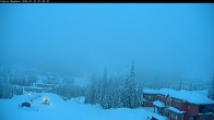 Archived image Webcam Silver Queen Slope and chair lift 02:00