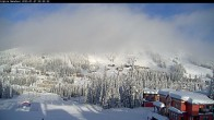 Archived image Webcam Silver Queen Slope and chair lift 04:00