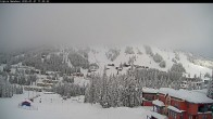Archived image Webcam Silver Queen Slope and chair lift 06:00