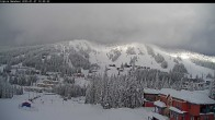 Archived image Webcam Silver Queen Slope and chair lift 08:00